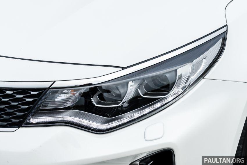 PANDU UJI: Kia Optima GT – kereta sport untuk Ayah Image #817464