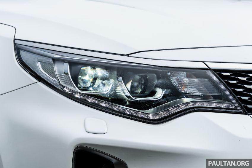 PANDU UJI: Kia Optima GT – kereta sport untuk Ayah Image #817463