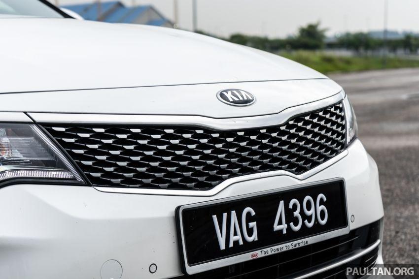 PANDU UJI: Kia Optima GT – kereta sport untuk Ayah Image #817459