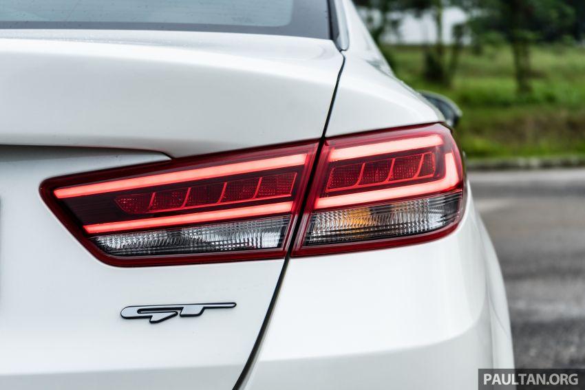 PANDU UJI: Kia Optima GT – kereta sport untuk Ayah Image #817454