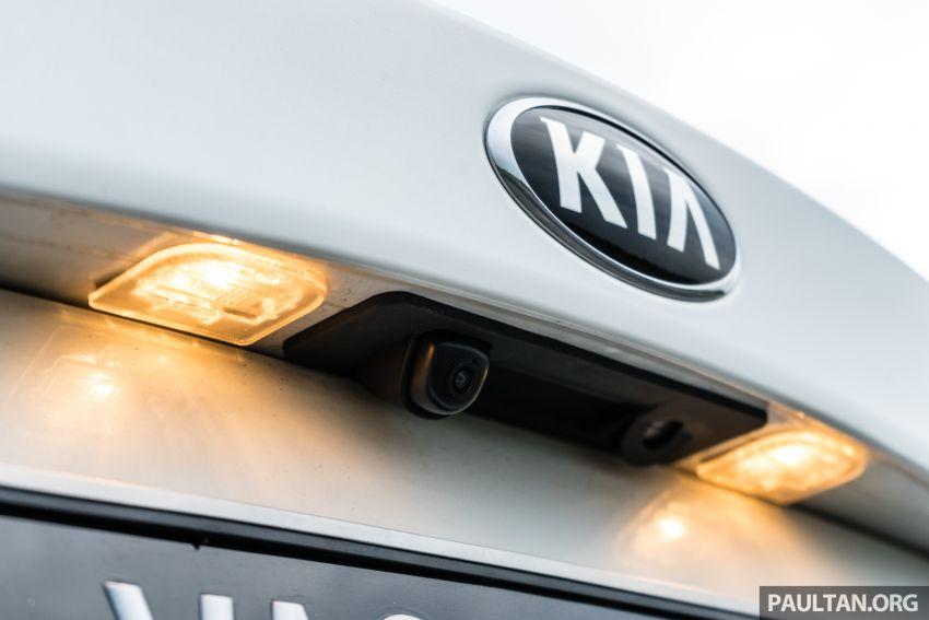 PANDU UJI: Kia Optima GT – kereta sport untuk Ayah Image #817452