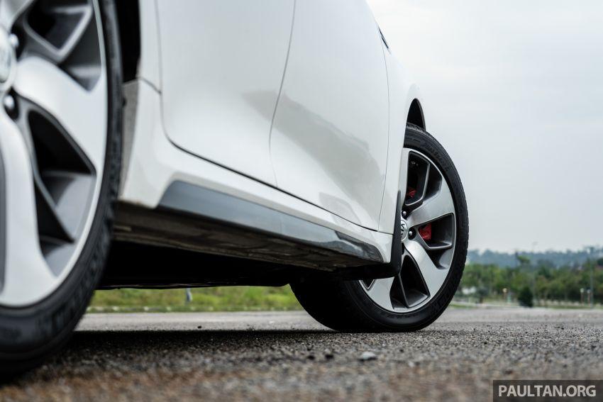 PANDU UJI: Kia Optima GT – kereta sport untuk Ayah Image #817484