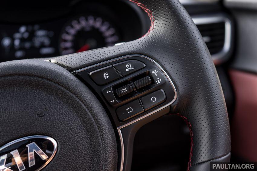PANDU UJI: Kia Optima GT – kereta sport untuk Ayah Image #817543