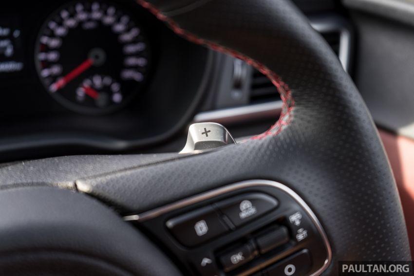 PANDU UJI: Kia Optima GT – kereta sport untuk Ayah Image #817542