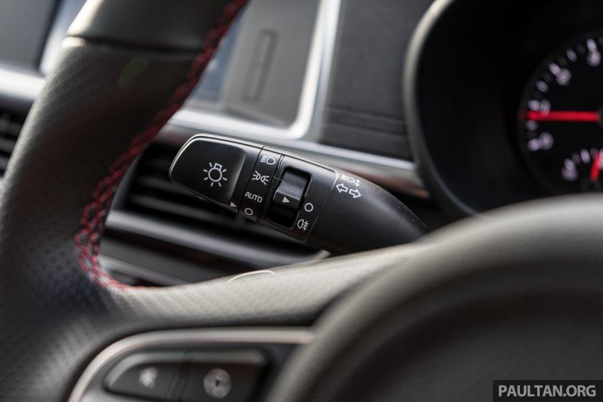 PANDU UJI: Kia Optima GT – kereta sport untuk Ayah Image #817540