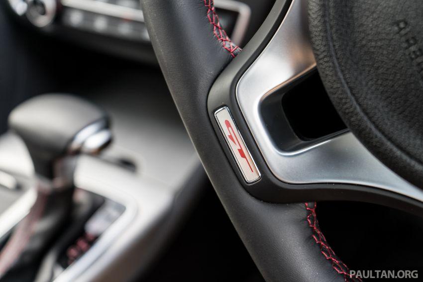 PANDU UJI: Kia Optima GT – kereta sport untuk Ayah Image #817536