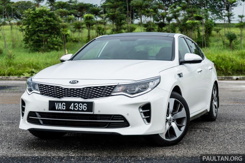 PANDU UJI: Kia Optima GT – kereta sport untuk Ayah Image #817483