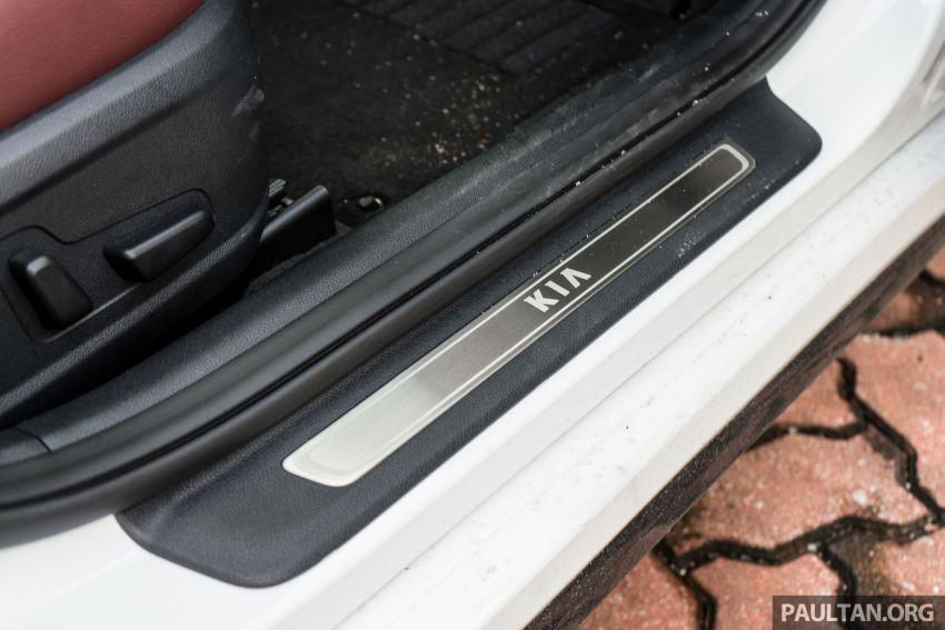 PANDU UJI: Kia Optima GT – kereta sport untuk Ayah Image #817529