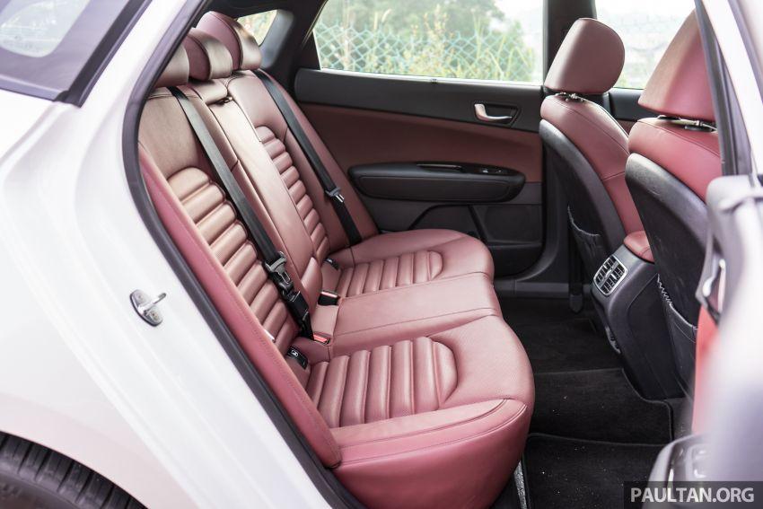 PANDU UJI: Kia Optima GT – kereta sport untuk Ayah Image #817525