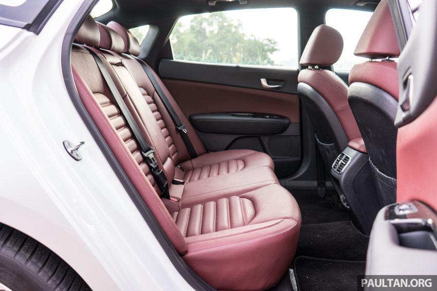 PANDU UJI: Kia Optima GT – kereta sport untuk Ayah Image #817524