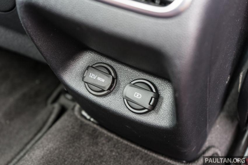PANDU UJI: Kia Optima GT – kereta sport untuk Ayah Image #817517