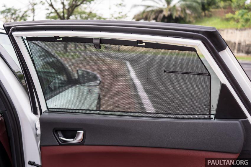 PANDU UJI: Kia Optima GT – kereta sport untuk Ayah Image #817515