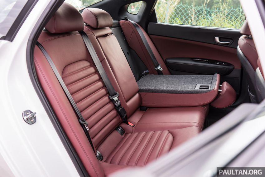 PANDU UJI: Kia Optima GT – kereta sport untuk Ayah Image #817509