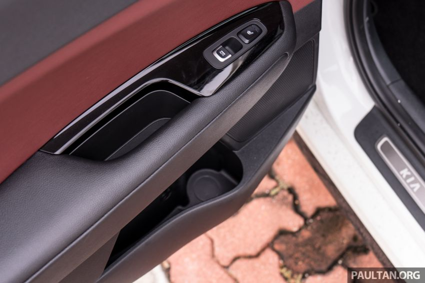 PANDU UJI: Kia Optima GT – kereta sport untuk Ayah Image #817504