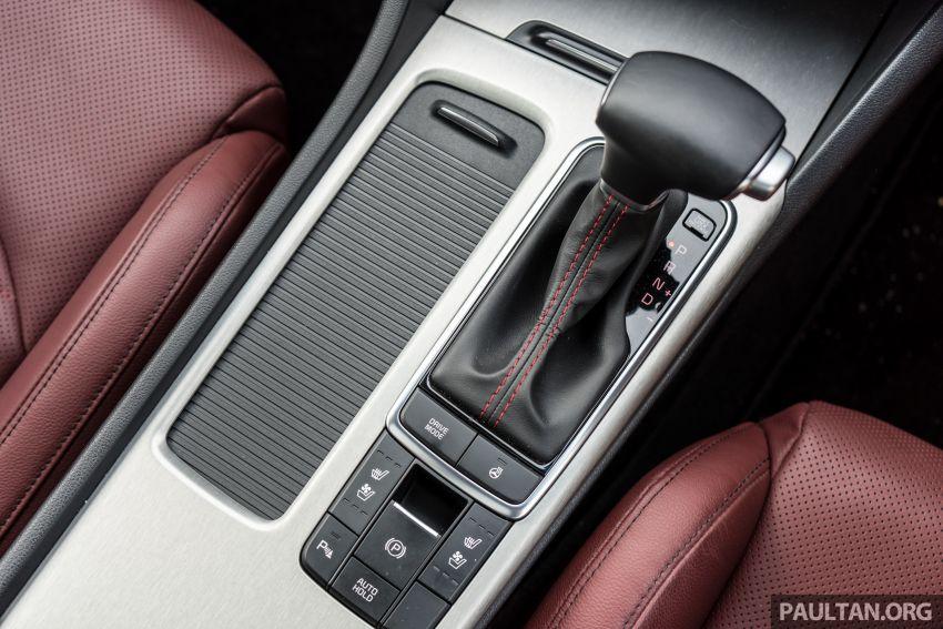 PANDU UJI: Kia Optima GT – kereta sport untuk Ayah Image #817503