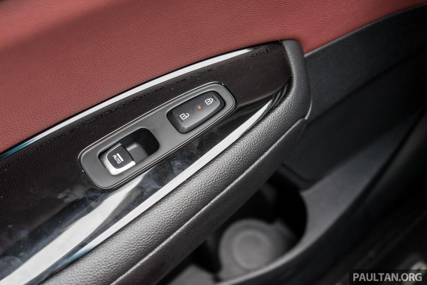 PANDU UJI: Kia Optima GT – kereta sport untuk Ayah Image #817499