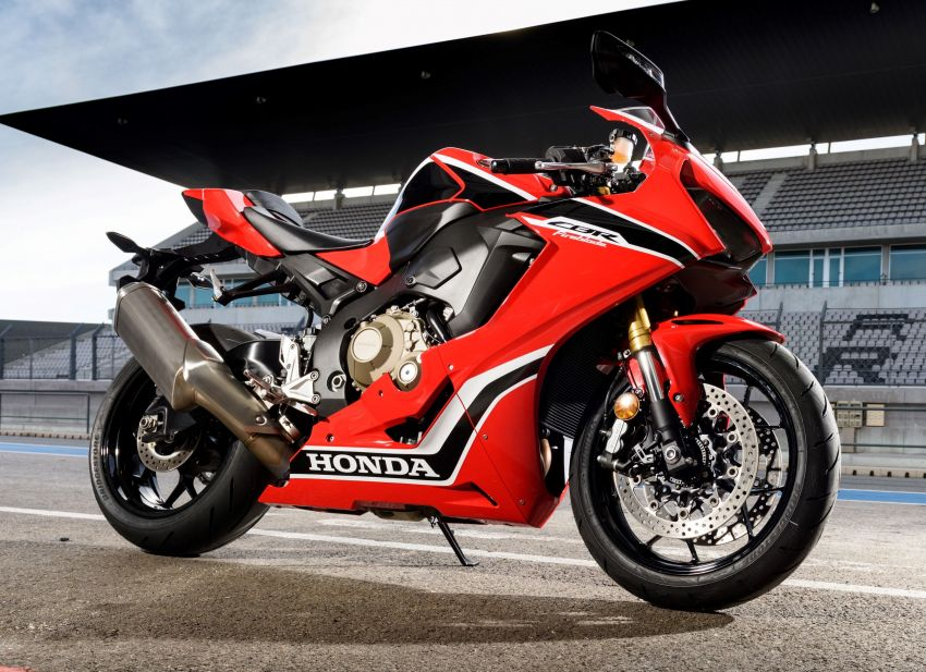 Is the Honda V4 superbike making a comeback? Image #816920