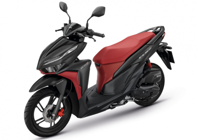 2018 Honda Click 150i and 125i now in Thailand - pricing starts from