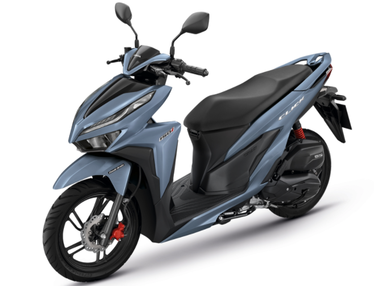 2018 Honda Click 150i and 125i now in Thailand – pricing starts from RM6,334 up to RM7,476 Image #815116
