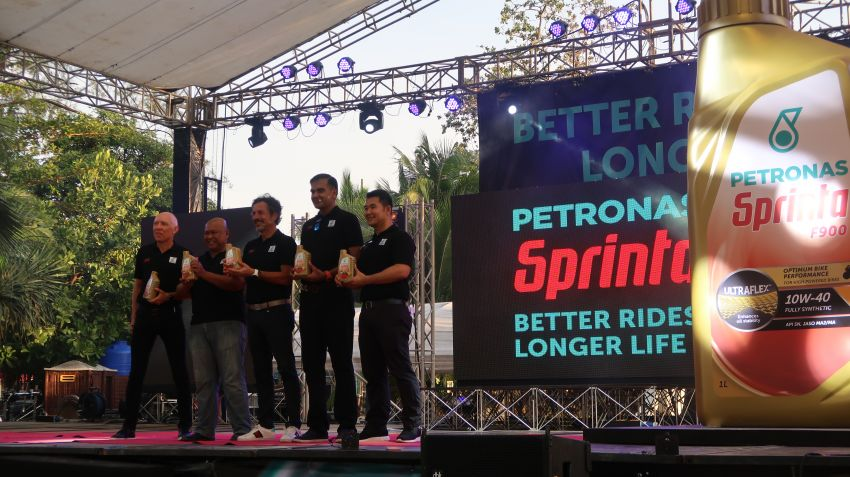 "VIDEO: Petronas Sprinta ""Experience to Believe"" ride Image #817672"