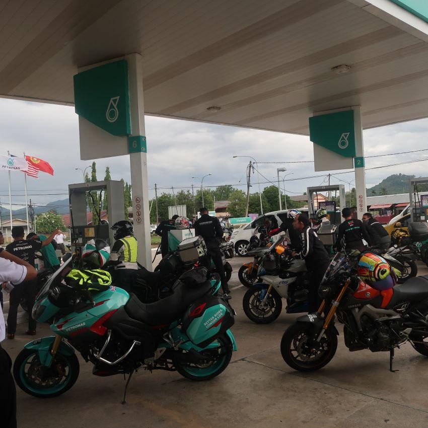 """VIDEO: Petronas Sprinta """"Experience to Believe"""" ride Image #817675"""