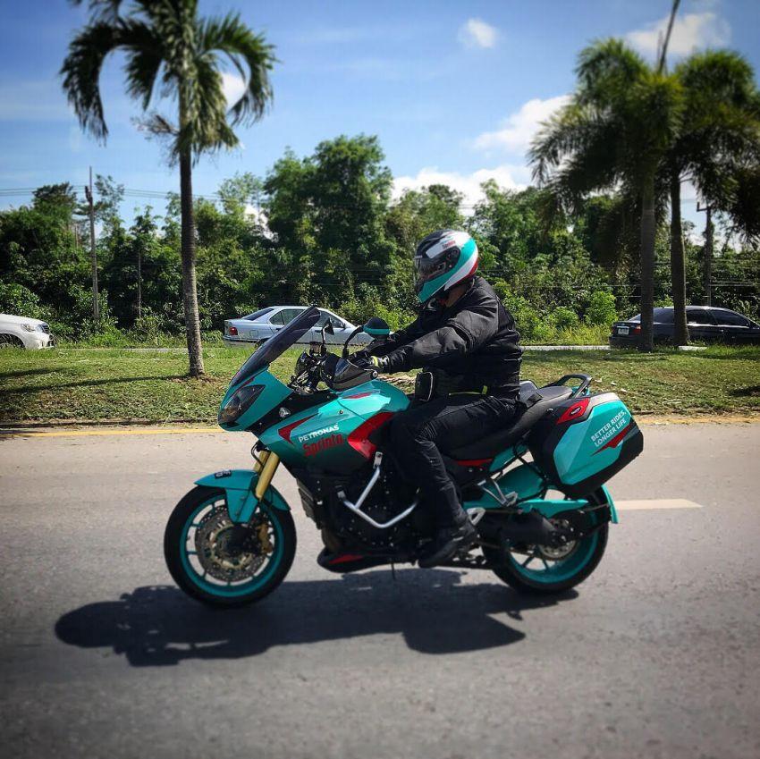"""VIDEO: Petronas Sprinta """"Experience to Believe"""" ride Image #817677"""