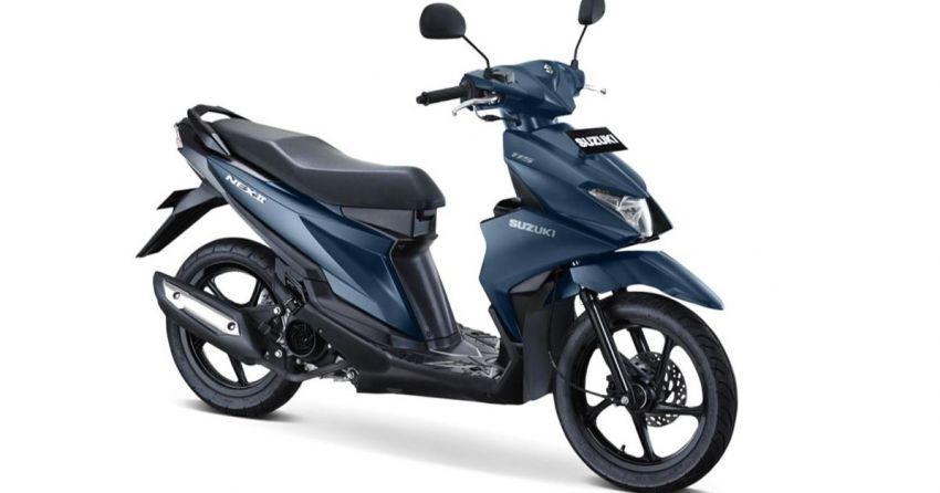 Suzuki Nex Ii In Indonesia