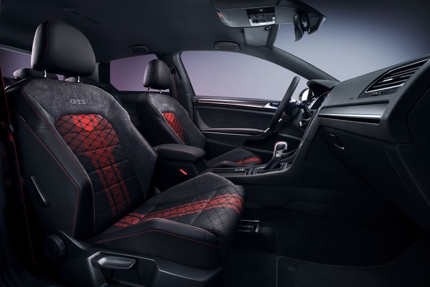 Volkswagen Golf GTI TCR Concept officially debuts at Wörtherseetreffen – 2.0L TSI engine, 290 PS, 264 km/h Image #816326
