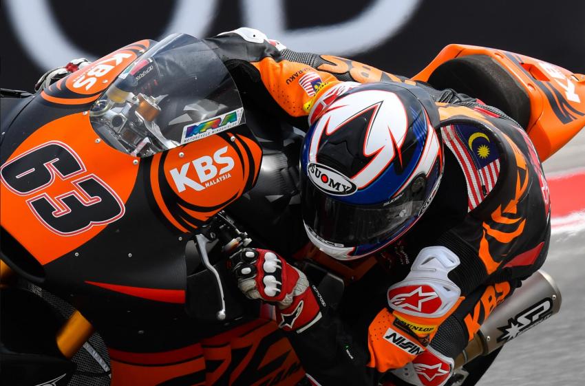 Zulfahmi drops out of 2018 Moto2 championship Image #816261