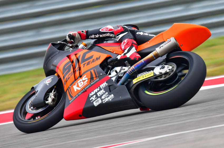 Zulfahmi drops out of 2018 Moto2 championship Image #816260