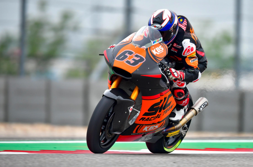 Zulfahmi drops out of 2018 Moto2 championship Image #816259