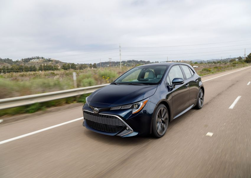 GALERI: Toyota Corolla Hatchback 2019 untuk US Image #814234