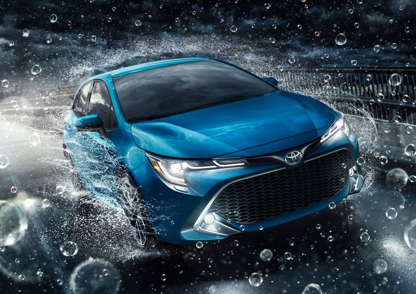 GALERI: Toyota Corolla Hatchback 2019 untuk US Image #814346