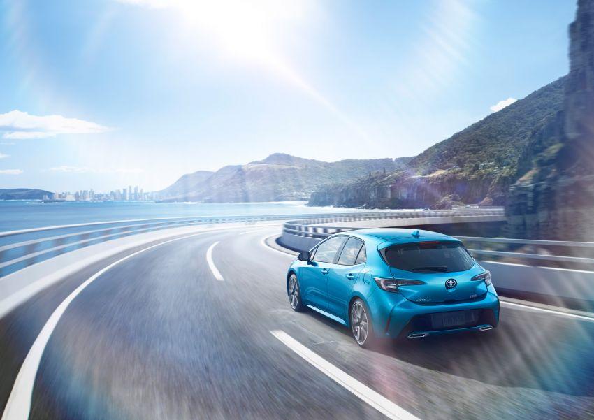 GALERI: Toyota Corolla Hatchback 2019 untuk US Image #814349