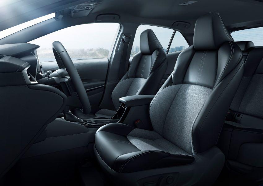 GALERI: Toyota Corolla Hatchback 2019 untuk US Image #814351