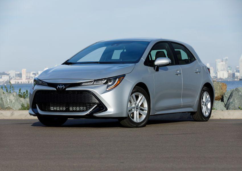 GALERI: Toyota Corolla Hatchback 2019 untuk US Image #814249