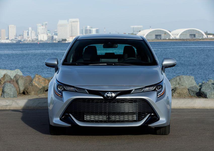 GALERI: Toyota Corolla Hatchback 2019 untuk US Image #814251