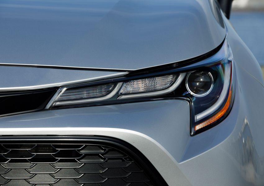 GALERI: Toyota Corolla Hatchback 2019 untuk US Image #814252