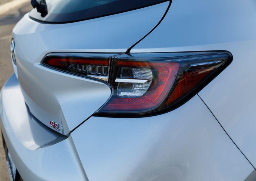GALERI: Toyota Corolla Hatchback 2019 untuk US Image #814253