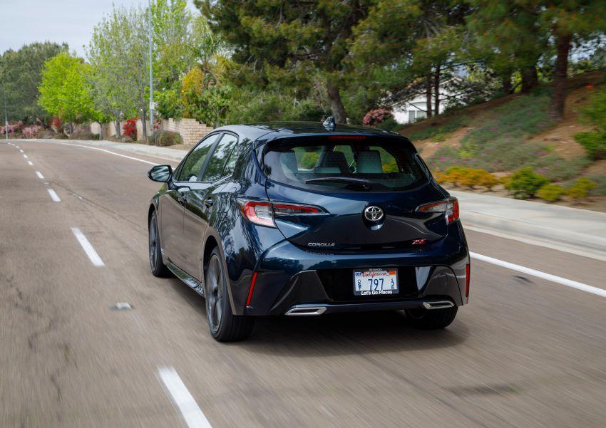 GALERI: Toyota Corolla Hatchback 2019 untuk US Image #814235