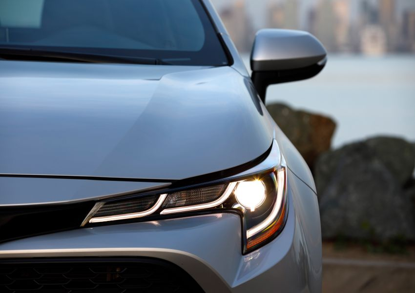 GALERI: Toyota Corolla Hatchback 2019 untuk US Image #814255