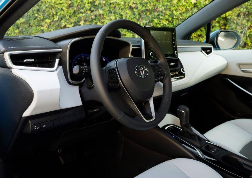 GALERI: Toyota Corolla Hatchback 2019 untuk US Image #814256