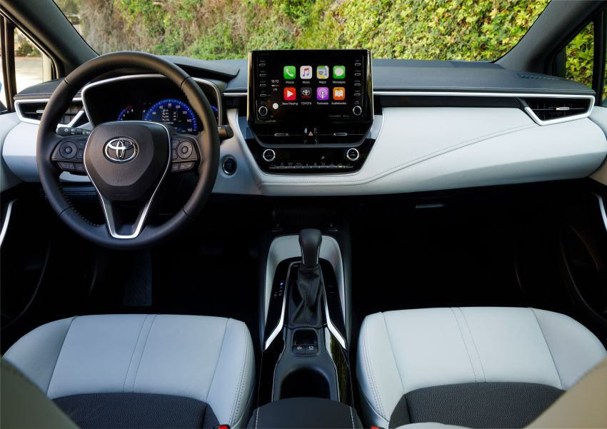 GALERI: Toyota Corolla Hatchback 2019 untuk US Image #814261