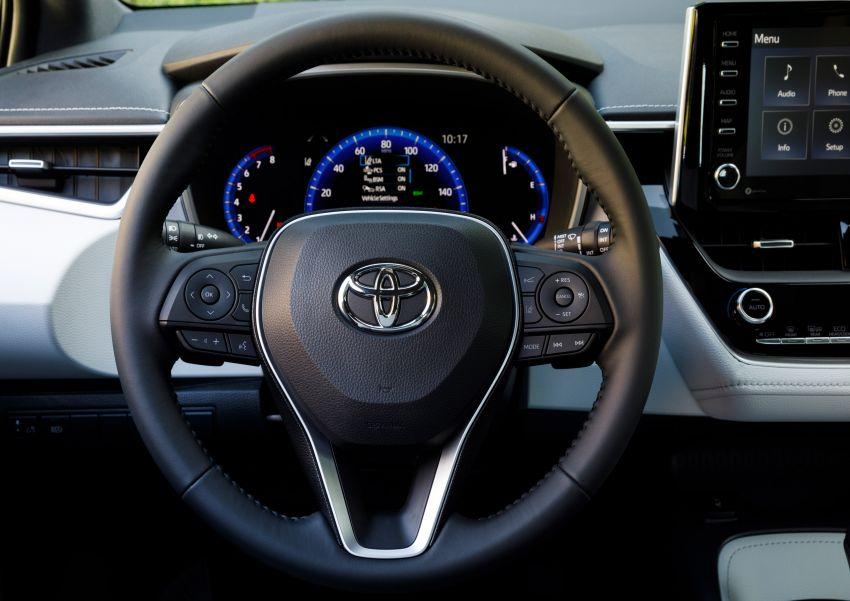GALERI: Toyota Corolla Hatchback 2019 untuk US Image #814263
