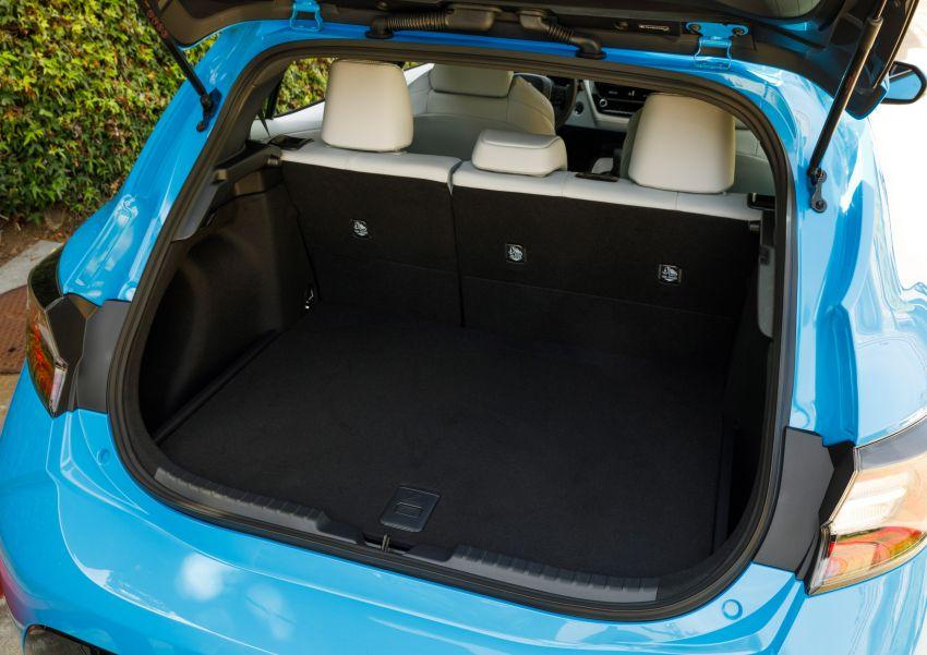 GALERI: Toyota Corolla Hatchback 2019 untuk US Image #814272
