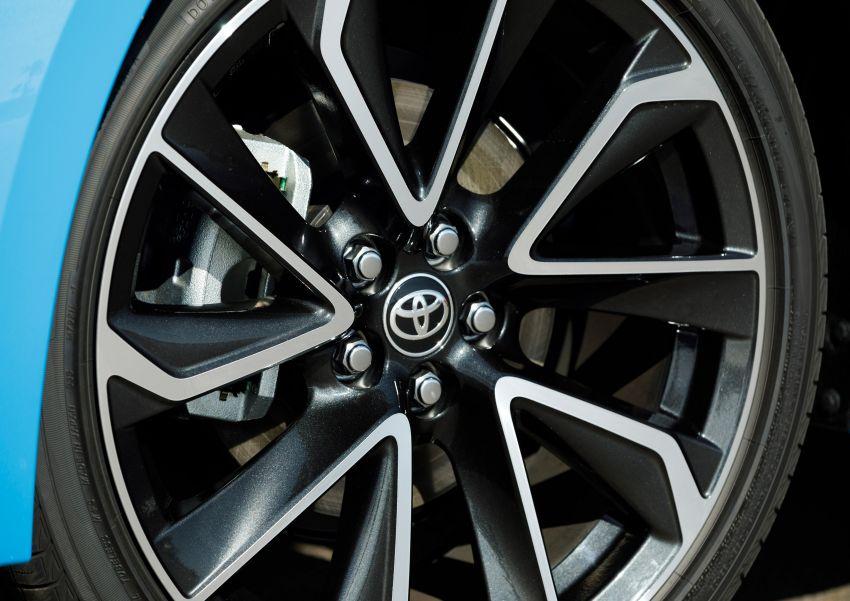 GALERI: Toyota Corolla Hatchback 2019 untuk US Image #814274