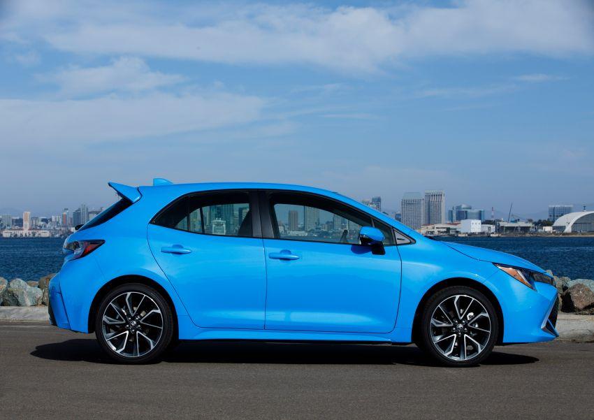 GALERI: Toyota Corolla Hatchback 2019 untuk US Image #814278