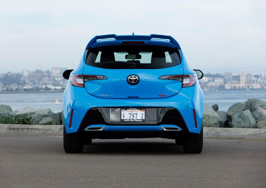 GALERI: Toyota Corolla Hatchback 2019 untuk US Image #814285