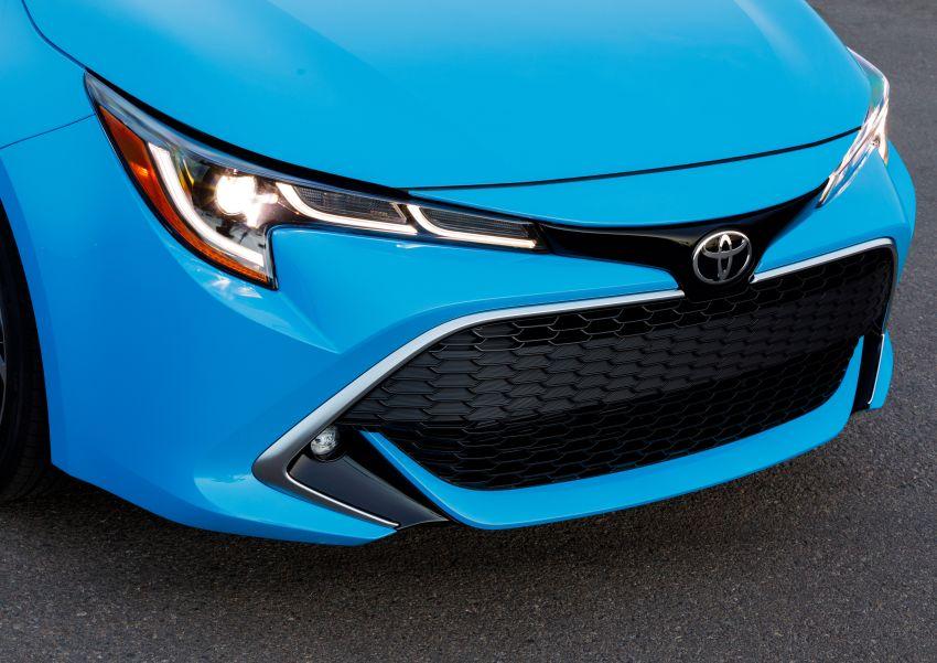 GALERI: Toyota Corolla Hatchback 2019 untuk US Image #814288