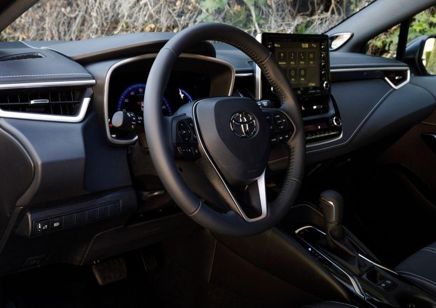 GALERI: Toyota Corolla Hatchback 2019 untuk US Image #814293